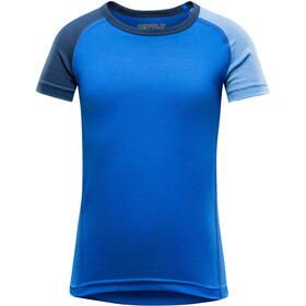 Devold Kids Breeze T-Shirt ROYAL